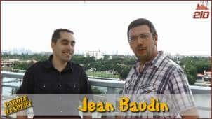 Interview Jean Baudin par Jerome yvon