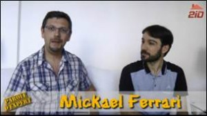 Interview mickael ferrari par jerome yvon